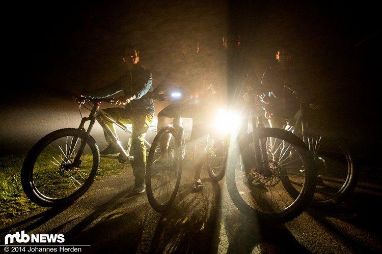 Eurobike-Nightride