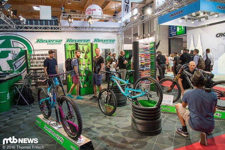 Solid Bikes mit ihren Metall is Back-Modellen.